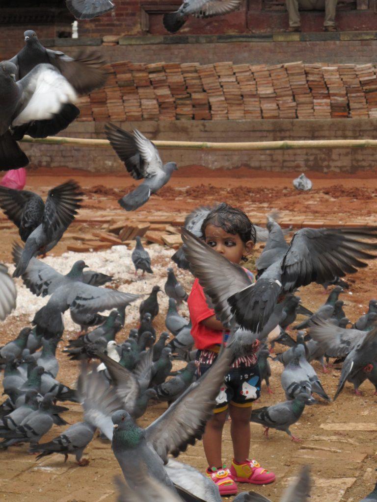 Durbar Square de Katmandu. Viajar a Nepal en agosto. Valle de Katmandu