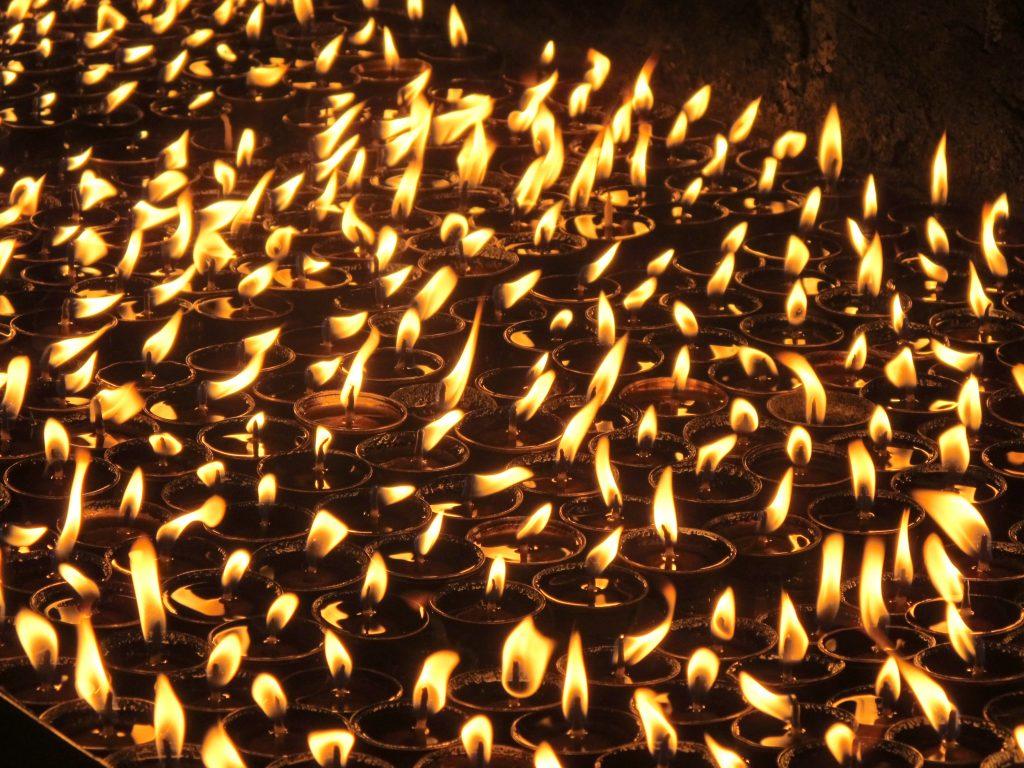 templo de Boudhanath, Kathmandu. Viajar a Nepal
