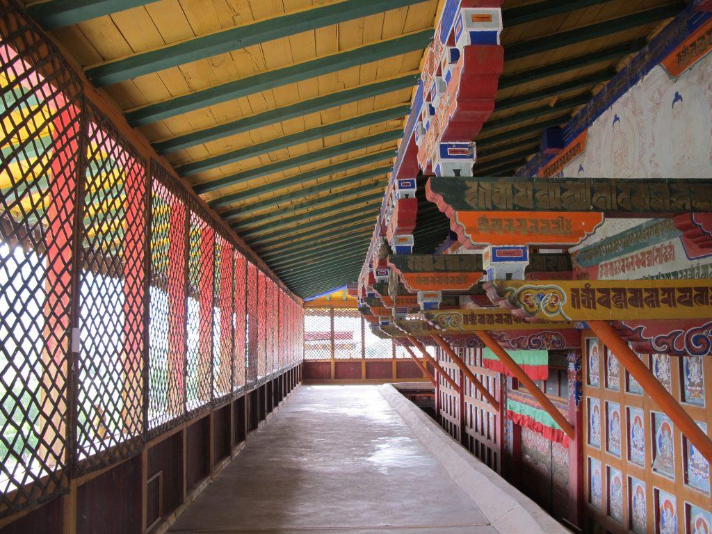 Monasterio de Samye en el Tibet. Viajar al Tibet. Carretera de la Amistad. Friendship highway