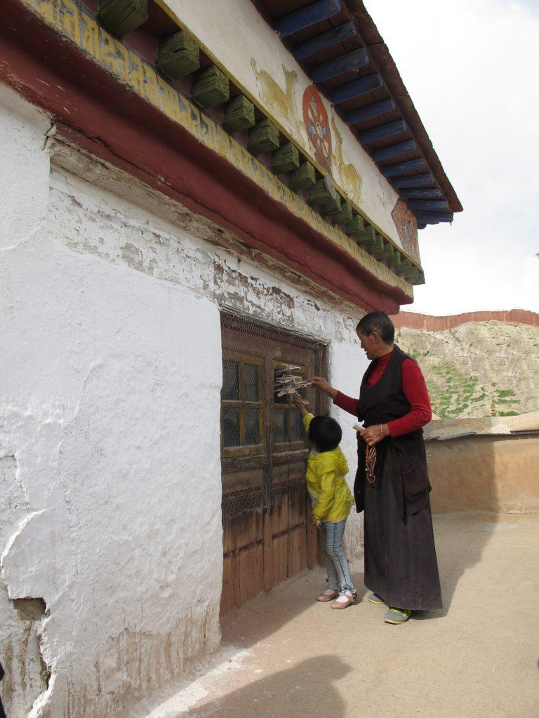 Monasterio de Palcho, Pelkor Chode o Shekar Gyantse en el Tibet. Viajar al Tibet. Viaje al Tibet. Carretera de la Amistad. Friendship highway