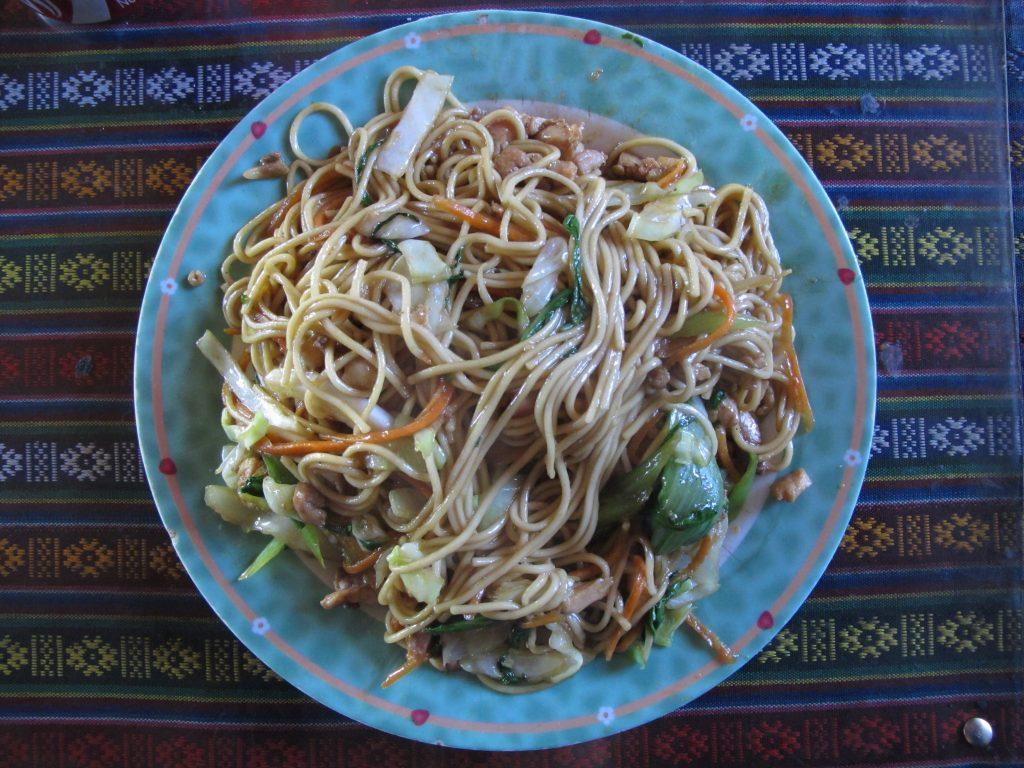 Comida tibetana