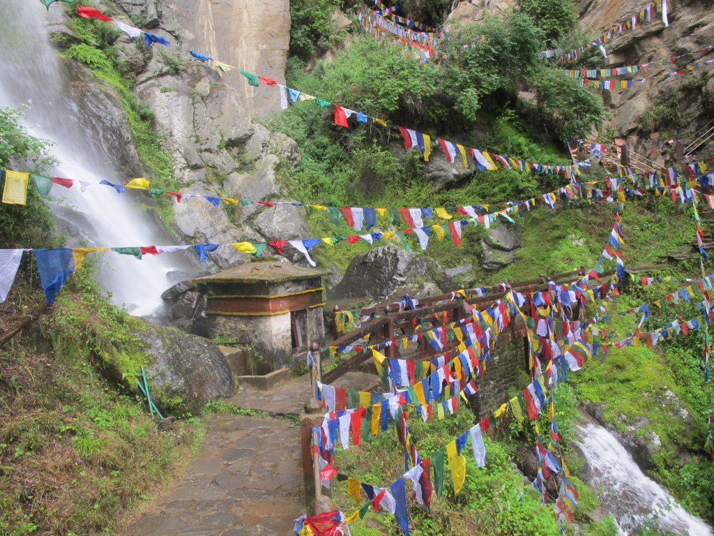Viaje a Bhutan en agosto. Viajar a Butan en agosto. Subir al nido del Tigre.