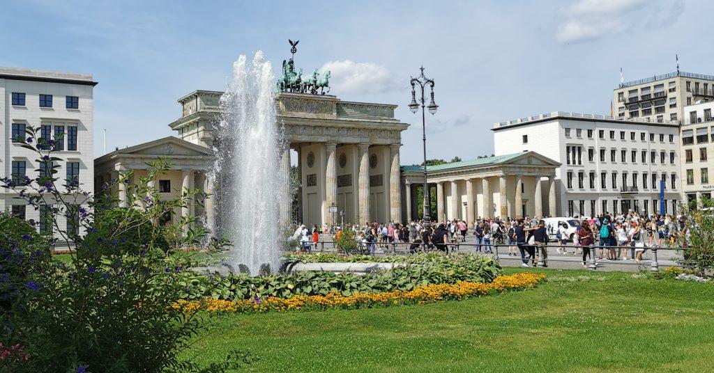 Puerta de Brandeburgo, Brandenburger Tor, visitar berlin, Berlín en un día, berlin en dos días, berlin en 3 dias