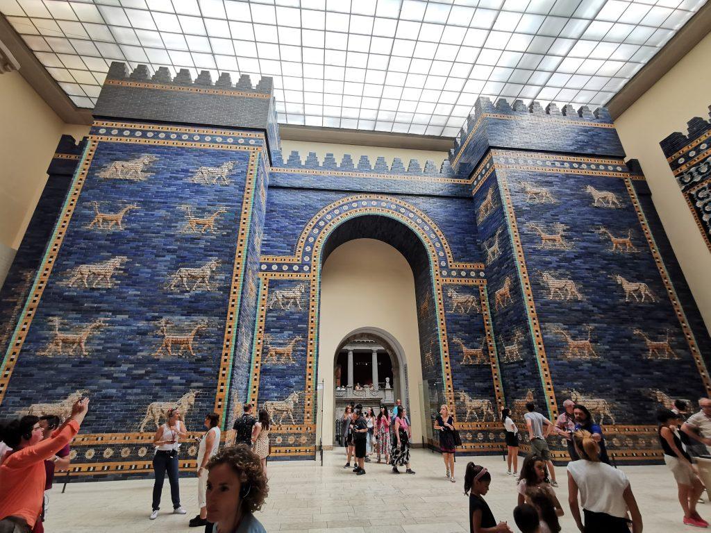 Isla de los museos, pegamos Museum, museo de Pergamo, 3 días en berlin, 4 días en berlin, museos en berlin, 2 días en berlin, puerta de Istar, puerta de babilonia, puerta de isthar
