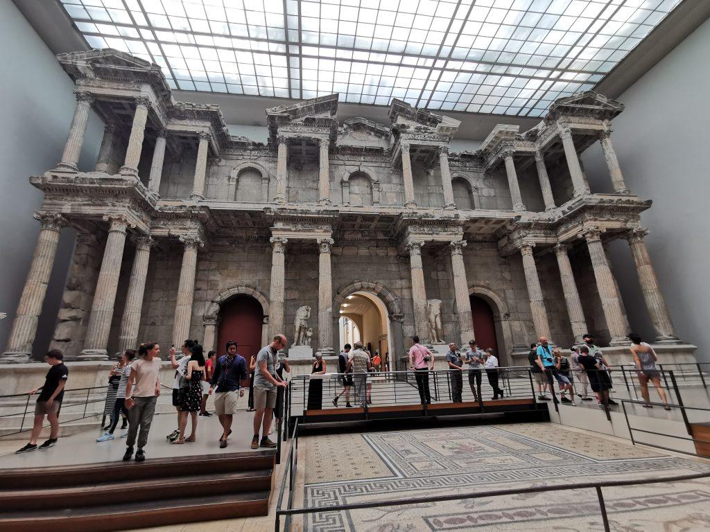 Isla de los museos, pegamos Museum, museo de Pergamo, 3 días en berlin, 4 días en berlin, museos en berlin, 2 días en berlin, puerta del mercado romano de Mileto