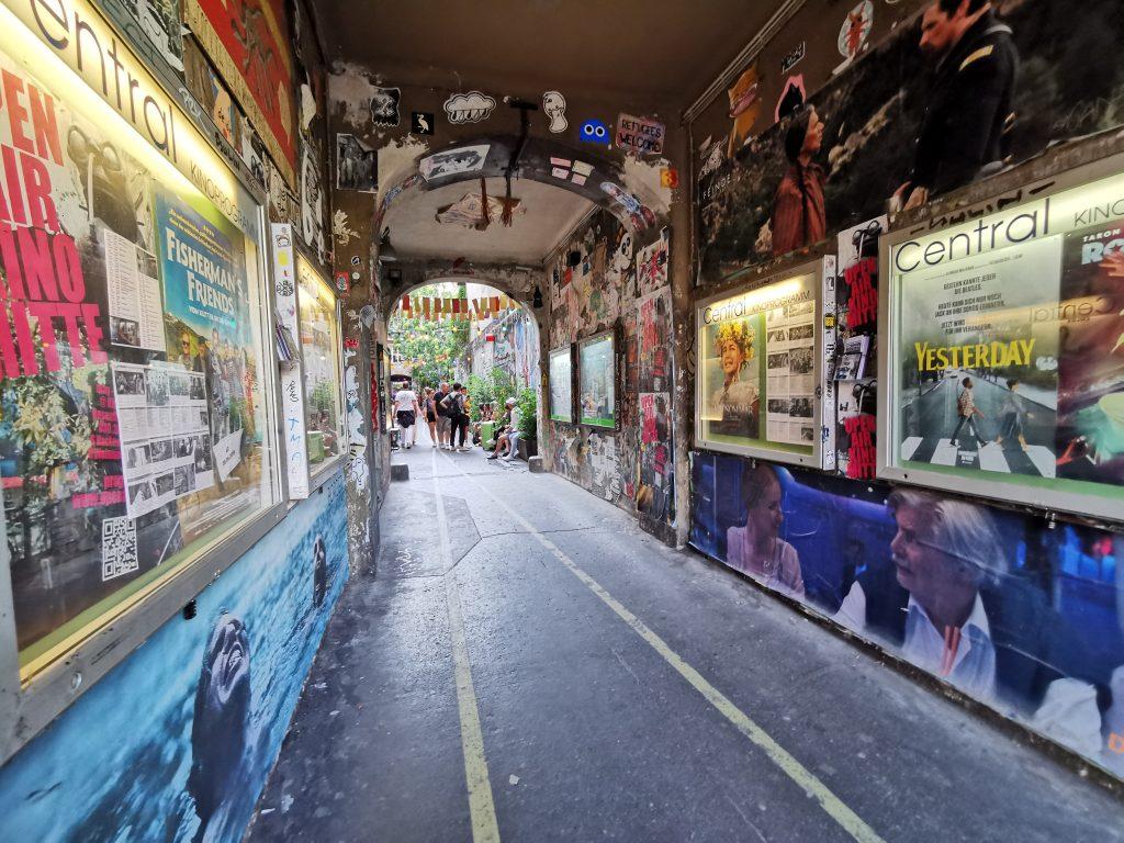 Barrio judío de Berlín,  Dead Chicken Alley o Rosenhofe, Rosenthaler Straße, visitar berlin, berlin en 2 dias, berlin en 3 dias, berlin en 4 días