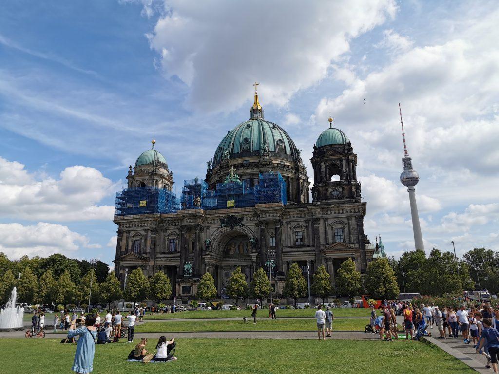 catedral de berlin, Isla de los museos, cúpula de la catedral de berlin, 3 días en berlin, 4 días en berlin, museos en berlin, 2 días en berlin