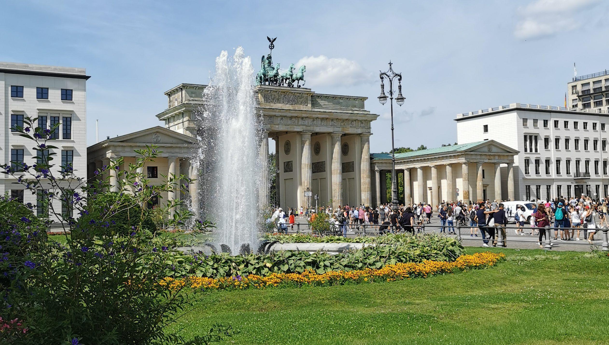 3 días en Berlín